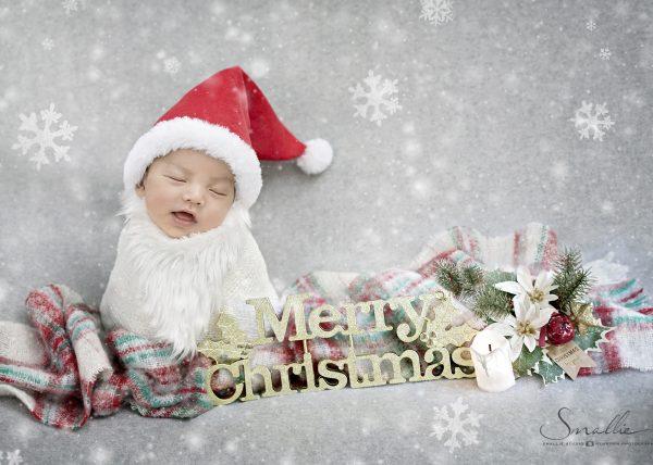 Merry Christmas Newborn