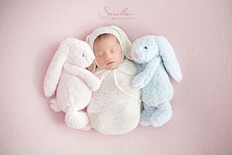 Rabbit Pastel Newborn