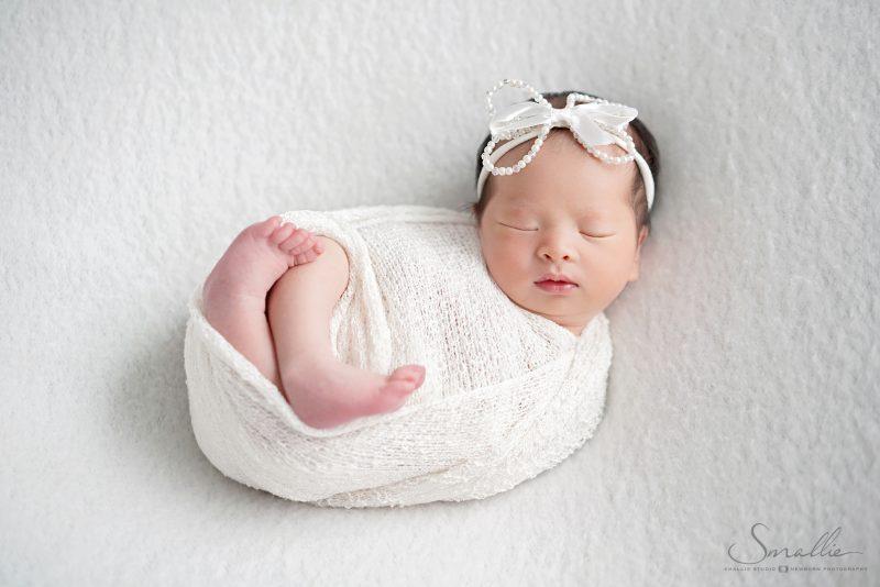 Newborn_White Elegance_Nude_Blanket