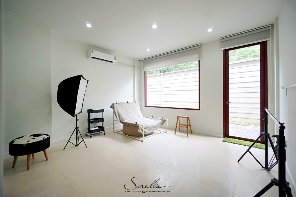 Smallie Studio inside