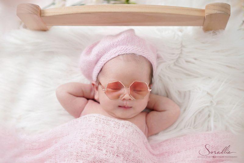 newborn beauty pink salon