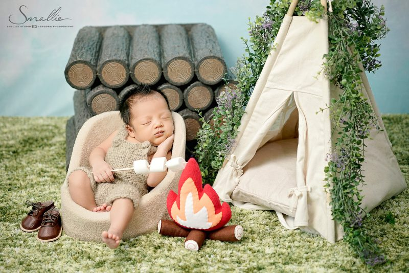 Camping Tent Newborn