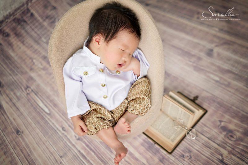Thai Style Newborn