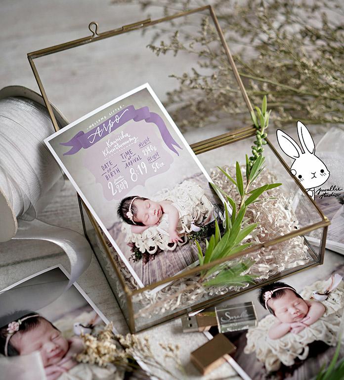 newborn photo box