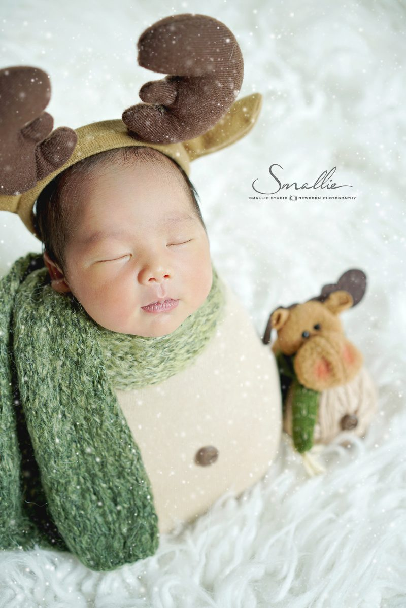 Merry Christmas Newborn