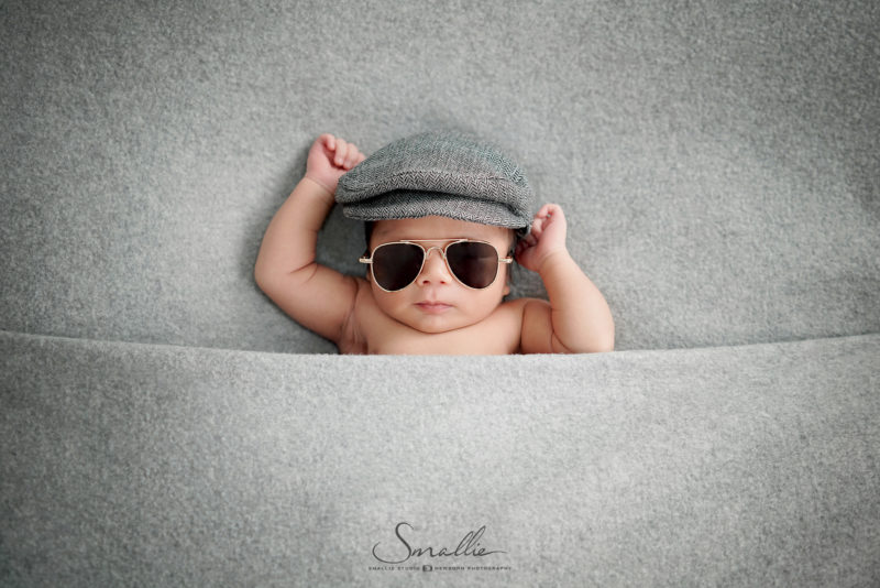 Classic Gray Newborn
