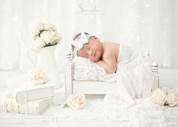 White Rose Newborn