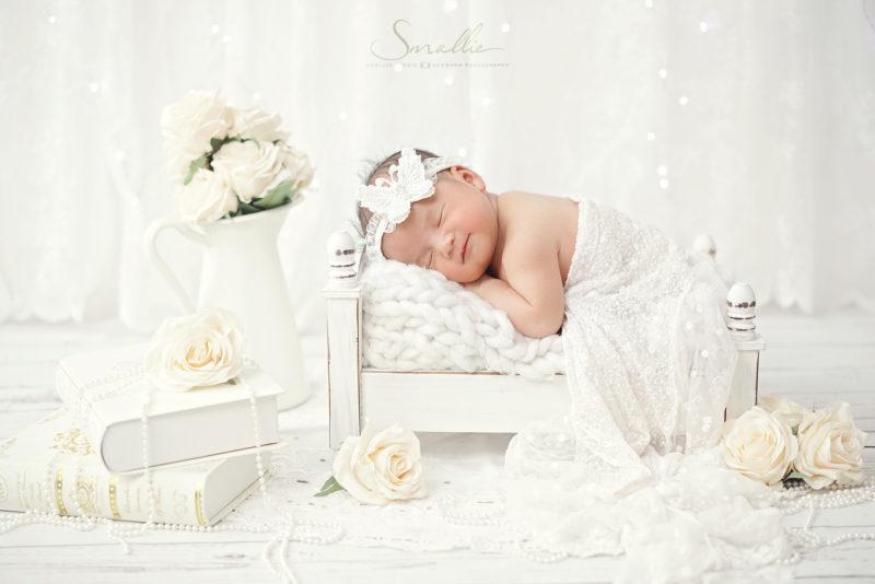 White Rose Newborn