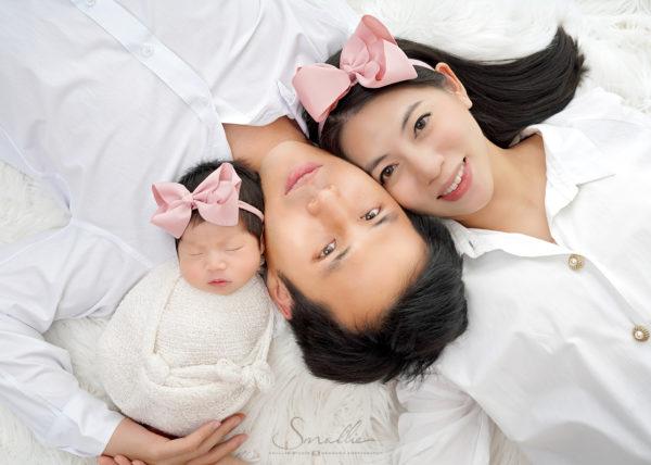 Nena นีน่า แม่แจน พ่อเบิร์ด หลานเจนี่ Newborn Photography